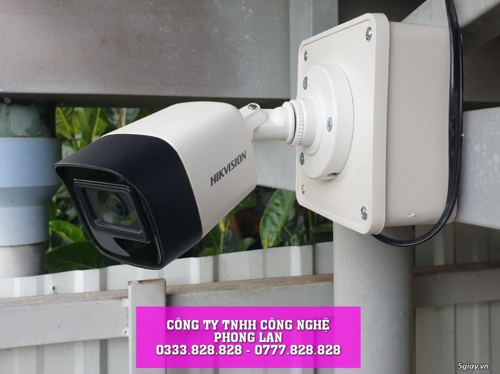 lắp đặt camera nhà anh khách hàng ở Thôn 9 Lộc Nam Bảo Lâm - 4